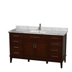 Photo Of Cream White on white counters and cabinets make this inch single sink bathroom vanity a striking addition to your wash room Imagine the contras u