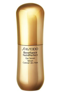 Shiseido 'Benefiance' NutriPerfect Eye Serum available at #Nordstrom