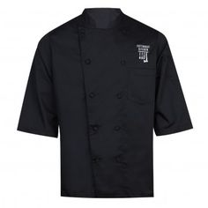 Feel like one of the chefs with the Cutthroat Kitchen Chef's Coat, available at the Food Network Store