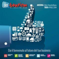 Like Tourism: per la prima volta nelle Marche un grande evento dedicato agli operatori del turismo http://www.liketourism.it/