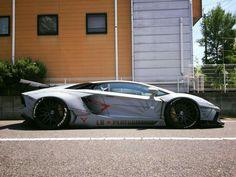 Lamborghini Aventador by LB Performance..