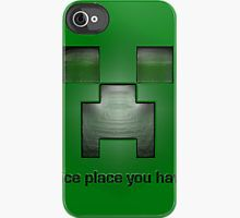 minecraft phone case MUST HAVE FOR ANY MINECRAFT FAN