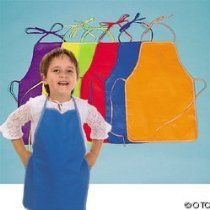 Home & Garden Sensible Cute Kid Children Kitchen Baking Painting Apron Baby Art Cooking Craft Bib Apron Household Cleaning Tools