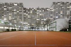Sports fields by Philipp Lohöfener