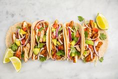 Chicken TacosDelish