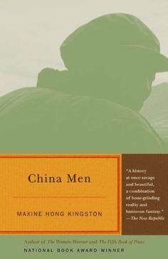 China Men (Vintage International) by Maxine Hong Kingston, http://www.amazon.com/dp/B004IK8PHI/ref=cm_sw_r_pi_dp_Ebdutb0YYQ742