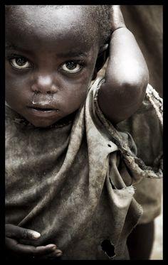 Africa | Pygmy Boy - Uganda | ©Diana Putters