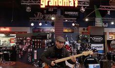 #BassMusicianMag Demo – Fender Deluxe Jazz Bass @BassMusicianMag #BassMusicianMag