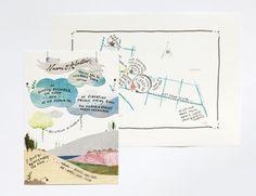 by Luci Everett, an Australian illustrator / graphic designer / collage artist