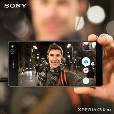 Sony #Xperia #C5 #Ultra smartphone with 6.00-inch 1080x1920 display powered by 1.7GHz processor alongside 2GB RAM and 13-megapixel rear camera.