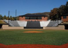 My beloved Mountaineers play on Beaver Field at Jim and Bettie Smith Stadium.