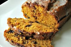 Just Another Day in Paradise: Chocolate Chip Pumpkin Bread
