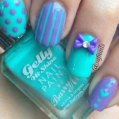 Cute nails booboo