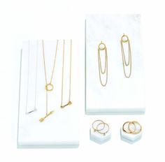 Arrow Necklaces & Lariats Circle Double Drape Earrings Midi Ring 2 packs