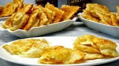 Сырные конвертики во фритюре - полезные для вашей семьи - Закуски | Люблю готовить