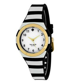 Cream Rumsey Watch by Kate Spade #zulily #zulilyfinds
