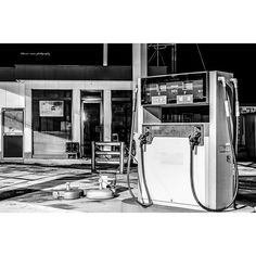 Instagram【takumivisionphotography】さんの写真をピンしています。 《Petrol Station...;) xx  #pentax #pentaxk50 #dslr #camera #monochrome #photo #photography #photographer #petrolstation #gasstation #nightphoto #nightphotography #ペンタックス #一眼レフカメラ #写真 #モノクロ #被写体 #ガソリンスタンド #夜景 #ファインダー越しの私の世界 #写真好きな人と繋がりたい #写真撮ってる人と繋がりたい》