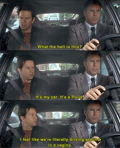 How he feels about Prius. Lmao!!!