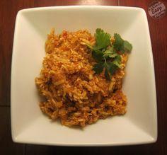 Spanish Cauliflower Rice by Stupid Easy Paleo (using stock)
