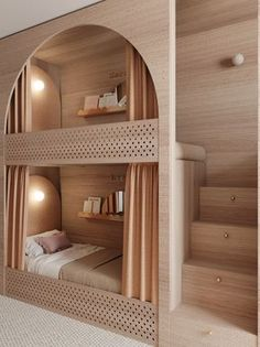Small Room Design Bedroom, Kids Bedroom Designs, Room Ideas Bedroom, Kids Room Design, Home Room Design, Home Interior Design, Girls Bedroom Furniture, Bunk Bed Designs, Bed Furniture