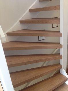 PVC nieuwe trapbekleding | GP Decor