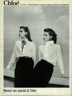 Chloe Ad 1980