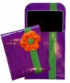 Free Stuff: *DIY* Duct Tape Ipad Case - Listia.com Auctions for Free Stuff