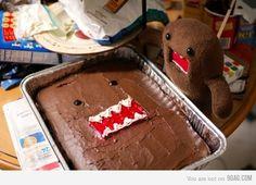 Cake Domokun