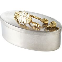 Michael Aram Enchanted Garden Oval Box