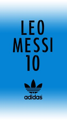#Messi #Adidas #Barcelona #D10S #GOD