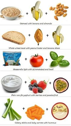 Want more healthy snacks? Check out CalorieKing's healthy snack ideas for work!