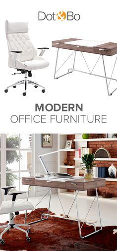 Modern Office Furniture | Shop Now at dotandbo.com