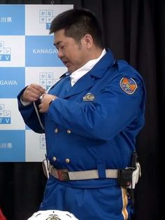 Hot Policemen in Uniform Plumbers Crack, Special Kids, Big Men Fashion, Fat Man, Detective, Chef Jackets, Polo Ralph Lauren, Boys, Mens Tops