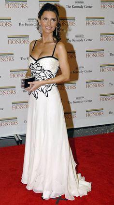 Shania Twain - pretty dress!