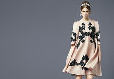 dolce and gabbana ss 2014 women collection 19