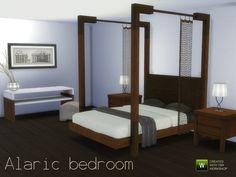 TSR / spacesims' Alaric bedroom