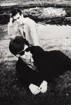 Morrissey & Johnny Marr