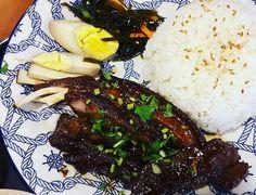Comida taiwanesa da melhor qualidade! Pancetta à Moda da Casa. #petiscosdotigrão #pancetta  @donamanteiga #donamanteiga #danusapenna #amanteigadas