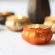 Copper Tea Light Holders available from @theweddingomd The Wedding of my Dreams