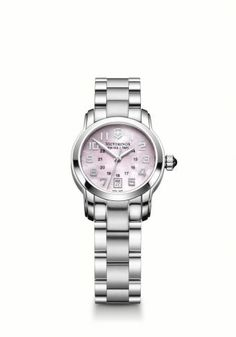 Victorinox Vivante Mother of Pearl Watch