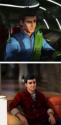 Virgil is bae. Why does he have to be animated? Thunderbirds Are Go, Favorite Tv Shows, Movie Tv, Bae, Cartoons, Handsome, Entertainment, Actors, Comics