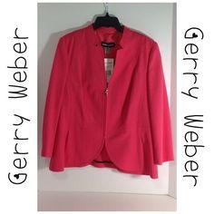 Selling this Gerry Weber Toledo Jacket - Size 12 on Poshmark! My username is: moody_writer. #shopmycloset #poshmark #fashion #shopping #style #forsale #Gerry Weber #Jackets & Blazers
