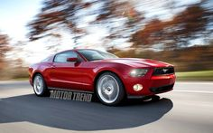 2015 Ford Mustang Concept by Motor Trends
