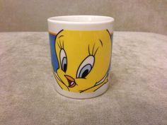 Warner Bros Looney Tunes Tweety Bird Gibson Coffee Mug Cup