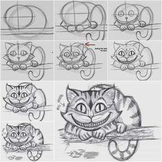 Dessiner un chat... ...