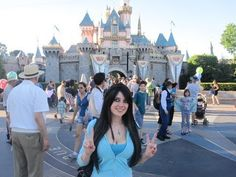Disney Land Adventure!
