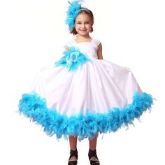 28.00$  Buy here - http://aihre.worlditems.win/all/product.php?id=32700453024 - fashion prom party frocks designs for kids little girls evening gowns