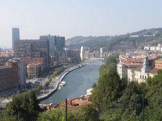 El turismo internacional aumenta en Bilbao
