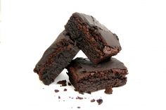 Our famous chocolate brownies...@CounterLove