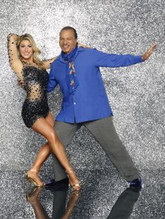 DANCING WITH THE STARS - BILLY DEE WILLIAMS & EMMA SLATER - Legendary leading man, Billy Dee Williams partners with Emma Slater!
